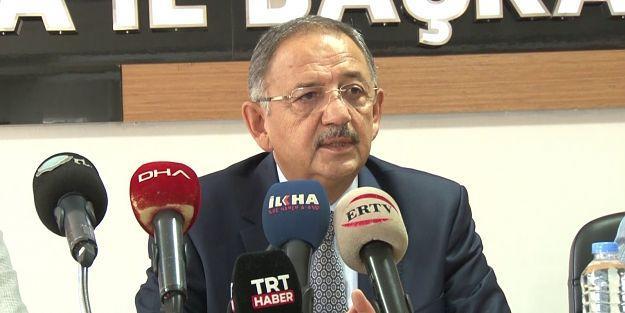 """'Türkiye göçmen kampı değil"""""""