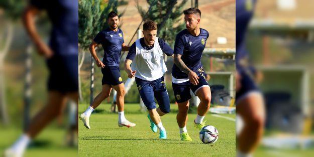YeniMalatyaspor, Göztepe maçı hazırlıklarını tamamladı