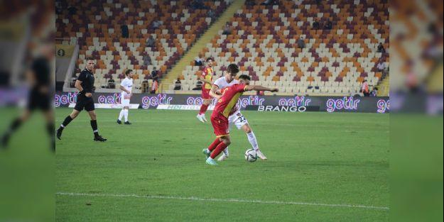 YeniMalatyaspor'un asist yükünü Aabid sırtlıyor