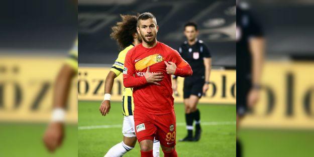 YeniMalatyaspor'un gol silahı Adem Büyük