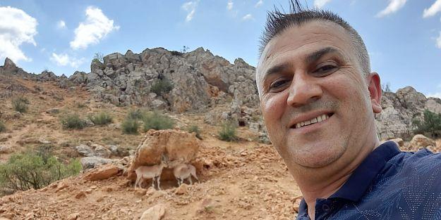 Yolda gördüğü dağ keçileri ile diyaloğu ile gündem olmuştu, o anları anlattı