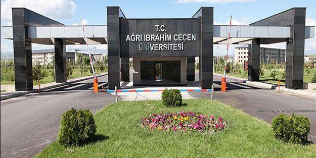 Ağrı İbrahim Çeçen Üniversitesi 21 Öğretim Üyesi alıyor