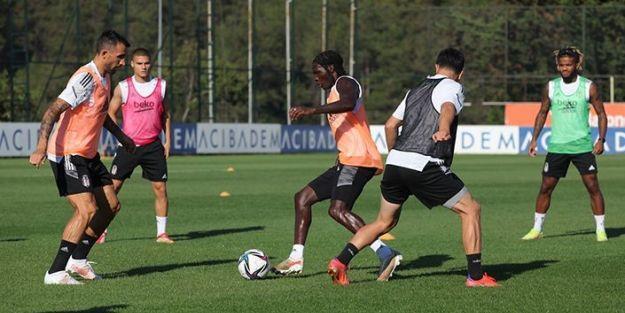 Beşiktaş, YeniMalatyaspor hazırlıklarını sürdürdü