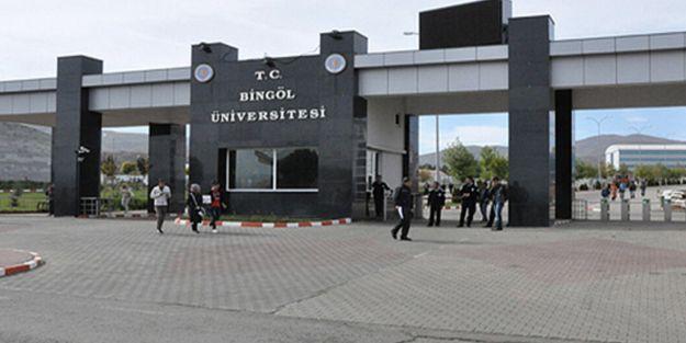 Bingöl Üniversitesi 10 öğretim üyesi alacak