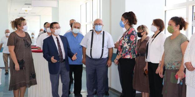 Çocuk Endoskopi Ünitesi açıldı