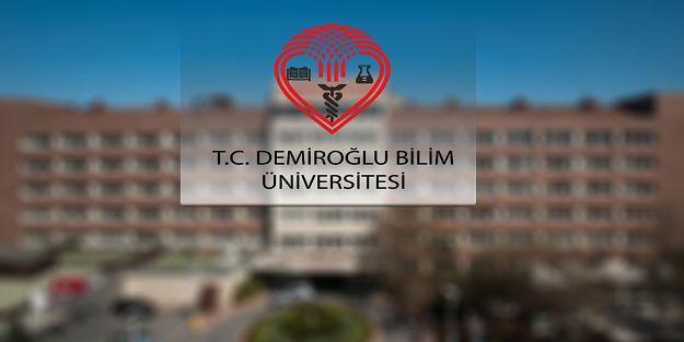 Demiroğlu Bilim Üniversitesi Öğretim Üyesi alıyor