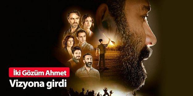 İki Gözüm Ahmet filmi Malatya'da gösterime girdi