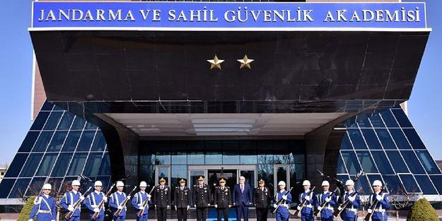 Jandarma ve Sahil Güvenlik Akademisi Akademik Personel alım ilanı