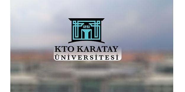 KTO Karatay Üniversitesi Öğretim Üyesi alıyor
