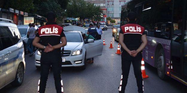 Malatya#039;da aranan 43 şüpheli yakalandı