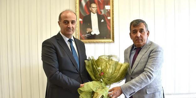 MASKİ Genel Müdürü Mehmet Mert görevine başladı