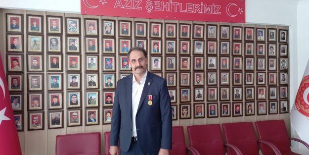 """ÖMÜRBOYU ŞEREFLENEREK GAZİ OLDUM"""""""