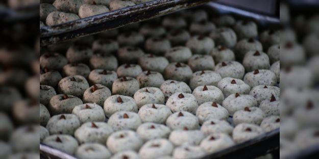 Tescilli kayısı çekirdeğinden kurabiyeler damakları tatlandırıyor