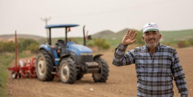Türkşeker'den çiftçilere destek