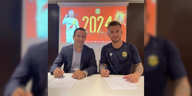YeniMalatyaspor Adem Büyük ile sözleşme uzattı