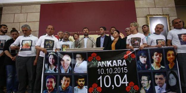 Ağbaba: 10 Ekim'de Adalet Arayışlarının Sonuçsuz Kalması Acıları Daha Da Artırıyor