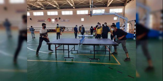 Doğanşehir'de Amatör Spor Haftası Etkinlikleri