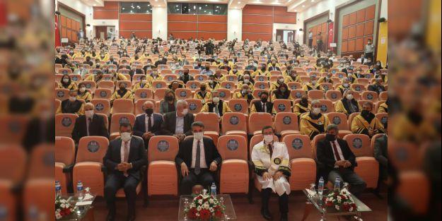 İnönü Üniversitesi, akademik yılı açtı