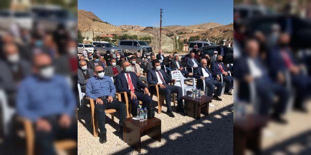 Kur'an Kursu'nun açılışı törenle yapıldı