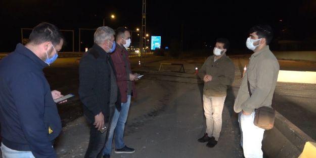 Riskli genç Kırıkkale'de karantinaya alındı