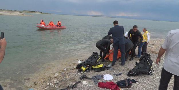 20 yaşındaki genç baraj gölünde boğuldu