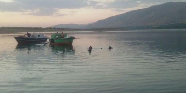 22 yaşındaki genç baraj gölünde boğuldu