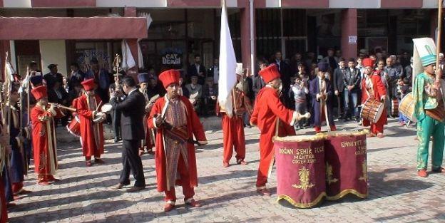 29 Ekim Cumhuriyet Bayramı Doğanşehir'de De Kutlandı