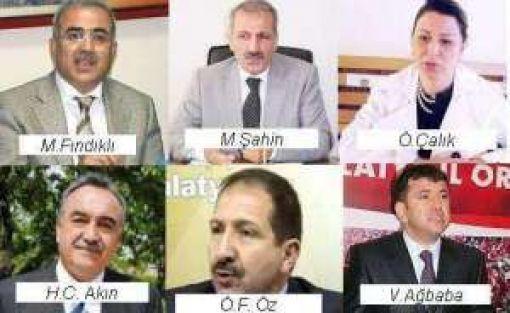 4 Malatya Milletvekili TBMM Komisyonlarında görev yapacak