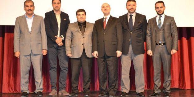 4. Uluslararası Genç İş Adamları Kongresi Malatya Paneli Yapıldı