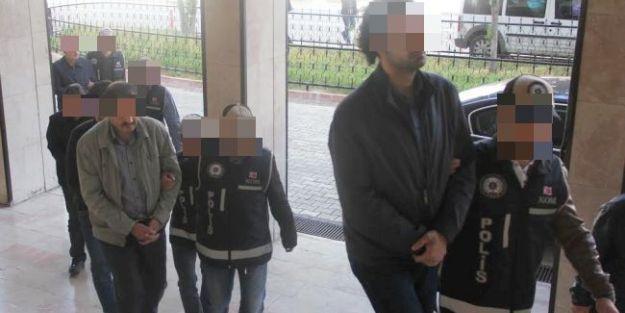 6 İşadamı ve Esnaf Daha FETÖ'den Tutuklandı