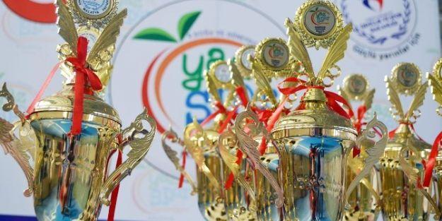 9. Doğu Ve Güneydoğu Anadolu Yaz Spor Oyunları Sona Erdi