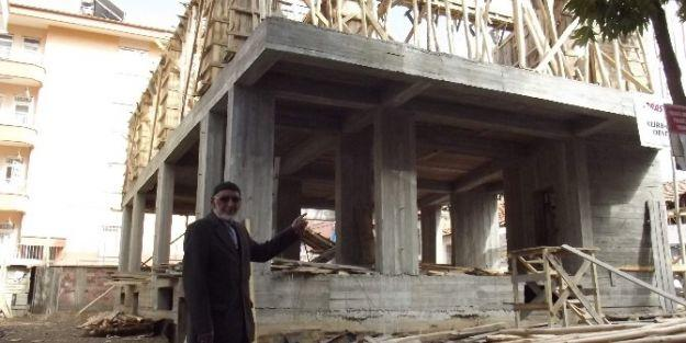 Abbas Efendi Camii İnşaatı Yardım Bekliyor