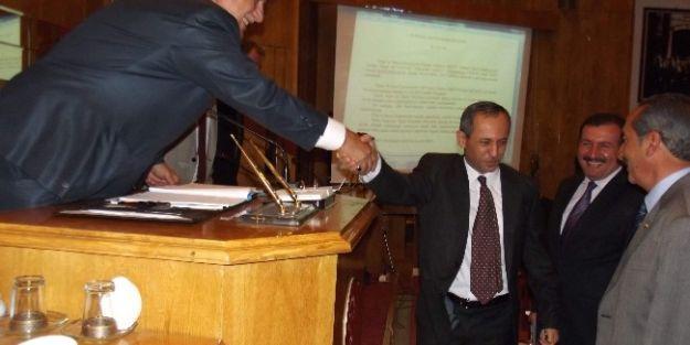 Aday Adayları İl Genel Meclisi'nde Bir Araya Geldi