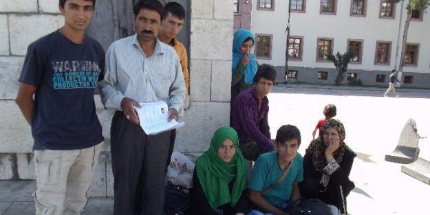 Afganlılar Malatya'ya Sığındı