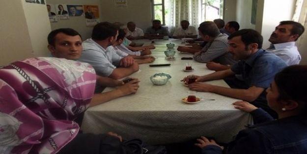 Ak Parti Akçadağ İlçesi İstişare Toplantısı Yapıldı