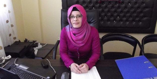 Ak Parti Akçadağ Kadın Kolları Yönetimi Değişti
