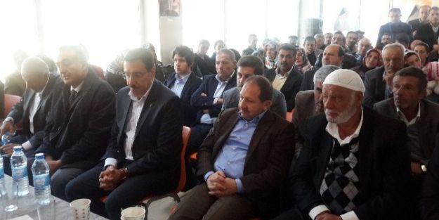 Ak Parti Arguvan İlçe Kongresi Yapıldı