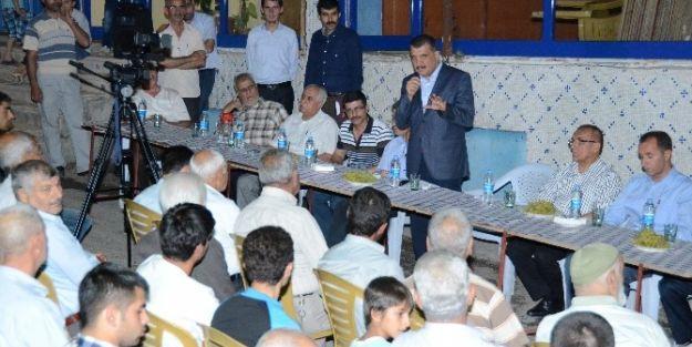 Ak Parti, Beydağı Mahallesi'nde Toplantı Yaptı