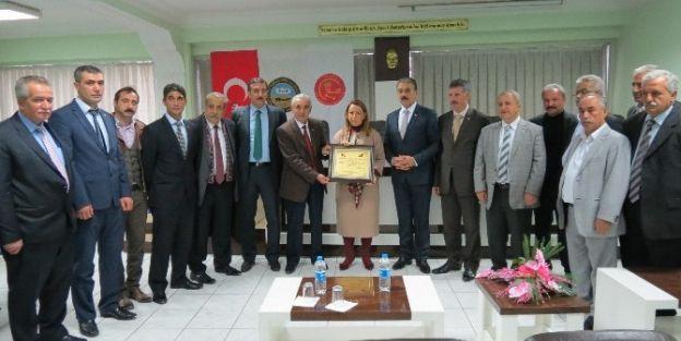 Ak Parti Genel Başkan Yardımcısı Çalık'tan Esnaf Kuruluşlarına Ziyaret