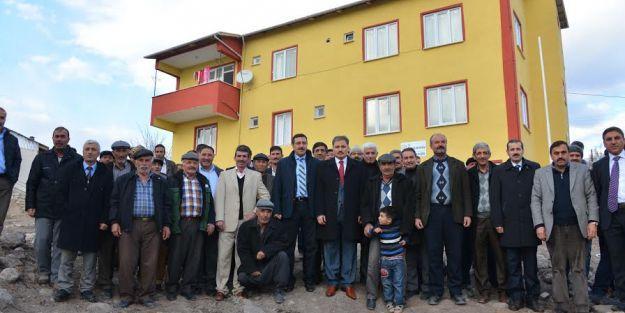 AK Parti heyeti Arapgir'de