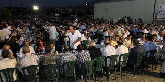 Ak Parti Heyeti, Şehit Fevzi Mahallesi'nde Sorunları Dinledi