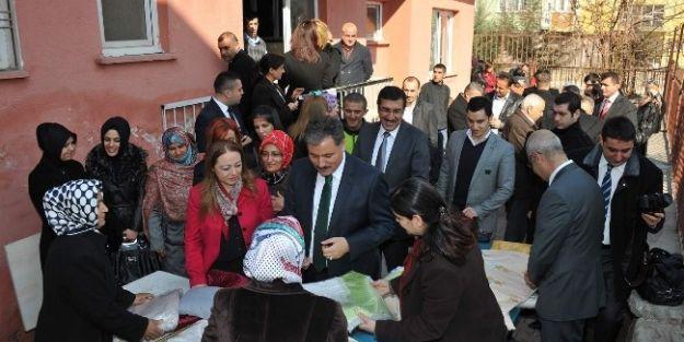 AK Parti Heyeti, Stk'ları Ziyaret Etti