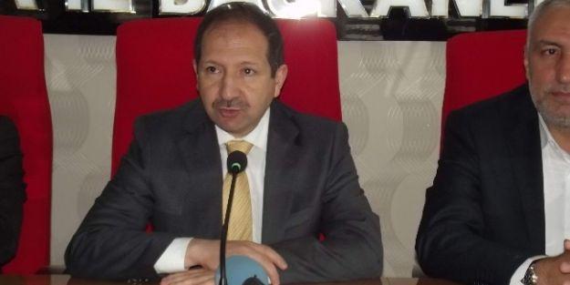 Ak Parti Malatya Milletvekili Faruk Öz, Gündemi Değerlendirdi