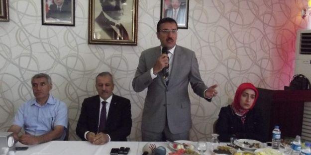 Ak Parti Malatya Yürütme Kurulu Değerlendirme Toplanısı Yapıldı