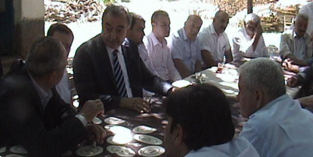 Ak Parti Milletvekili Akın, Doğanşehir'de Ziyaretlerde Bulundu