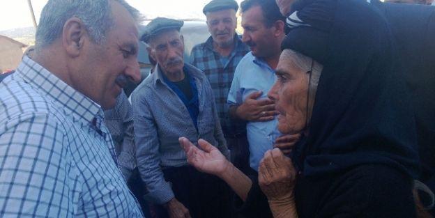 Ak Parti Milletvekili Şahin'in Hekimhan Ziyareti