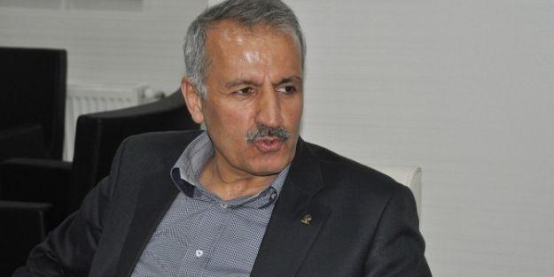 Ak Parti'li Milletvekili Şahin Sert Konuştu