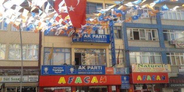 Ak Parti'nin Kuruluşunun Yıldönümü