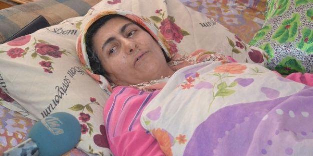 Ameliyat Sonrası Yatalak Kalan Hasta Yardım Bekliyor
