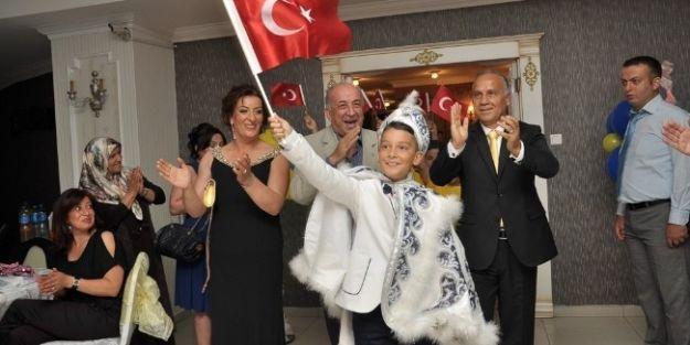 Ankara'daki Malatyalılar Sünnet Düğününde Buluştu